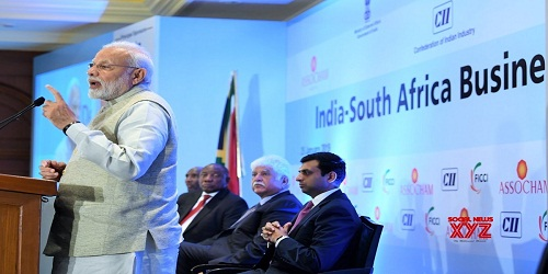 India-South Africa Business Forum held in New Delhi