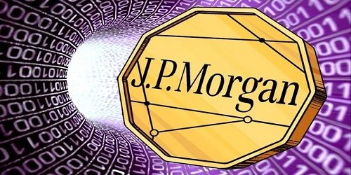 J P Morgan became First US Bank with Cryptocurrency