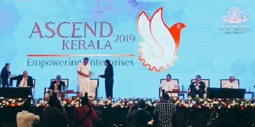 KSIDC Conducted First Investor Conference ASCEND 2019 in Kochi