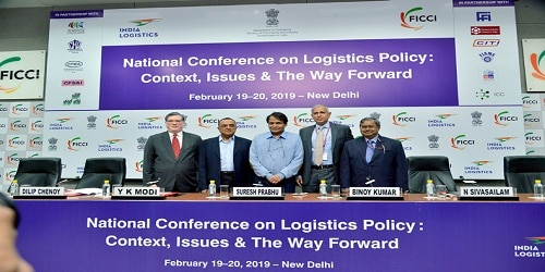 National Conference on Logistics Policy held in New Delhi