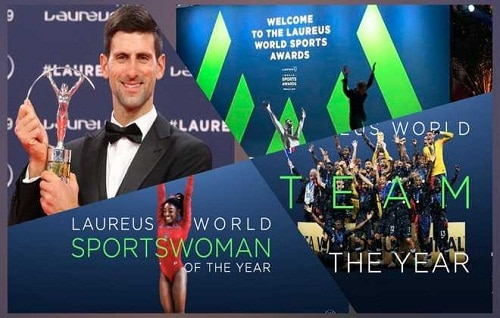 Overview of the Laureus Sports Awards 2019