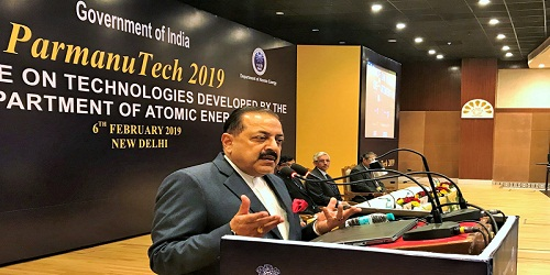 Parmanu Tech 2019-Nuclear Energy Conference in New Delhi