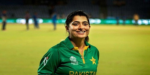 Sana Mir becomes first Asian woman to play hundred T20Is