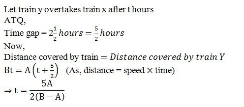 Time and Distance Q4