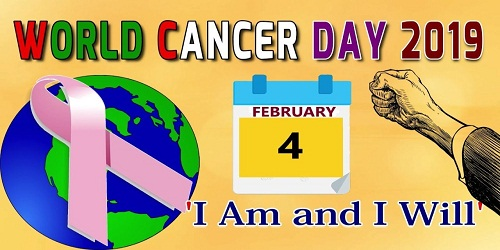 World Cancer Day -February 4