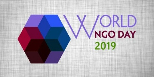 World NGO Day 2019 was observed on 27th Feb