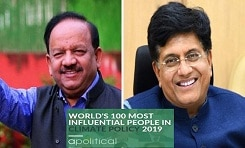 100 Most Influential People- Climate Policy