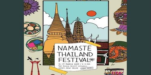 3rd edition of Namaste Thailand festival