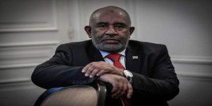 Azali Assoumani President of Comoros