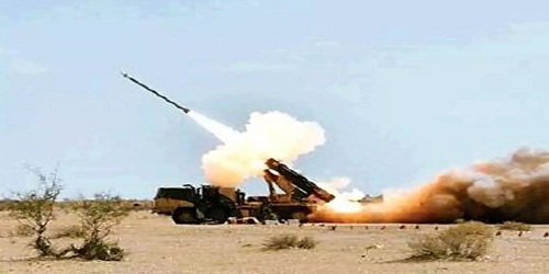 Guided Pinaka successfully test fired by DRDO at Pokhran Ranges