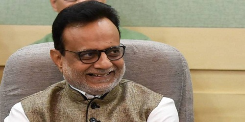 Hasmukh Adhia appointed non-executive chairman of Bank of Baroda
