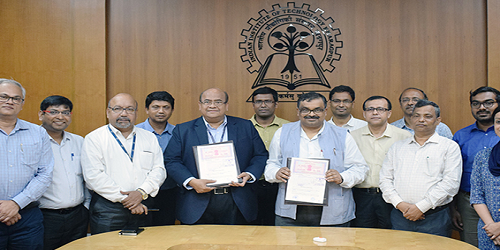 IIT Kharagpur signs MAoU with C-DAC