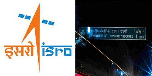 ISRO and IIT Roorkee signed an MoU to set up ISRO-IITR STC