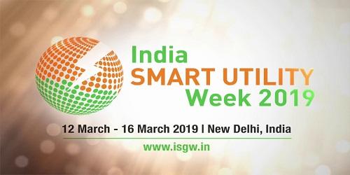 India Smart Utility Week 2019