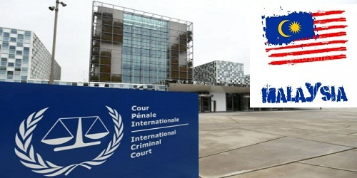 Malaysia joined the International Criminal Court