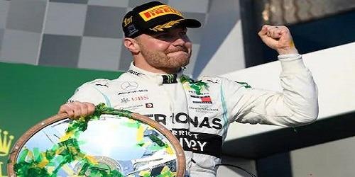 Mercedes' Valtteri Bottas wins Australian F1 Grand Prix 2019