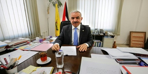 Mohammad Shtayyeh appointed as the Prime Minister of Palestine