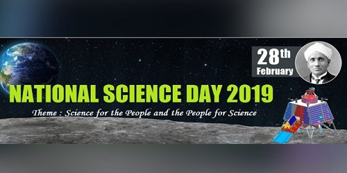 National Science Day observed on 28th February