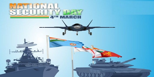 National Security Day 4th March