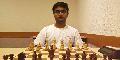 P. Iniyan became 61st Chess Grandmaster of India
