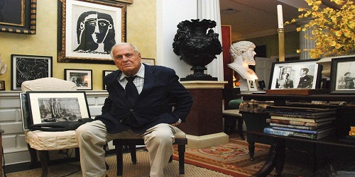 Picasso Biographer, Sir John Richardson died