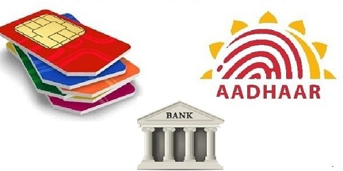 President gave assent to Ordinance for voluntary use of Aadhaar as ID proof for bank account and SIM
