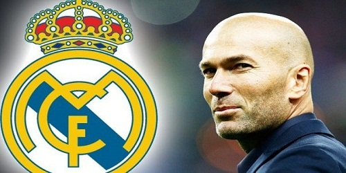 Real Madrid reappoints Zinedine Zidane as its coach till 2022