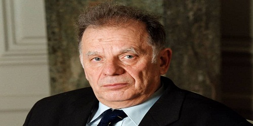 Russian Nobel Prize winner for physics Alferov