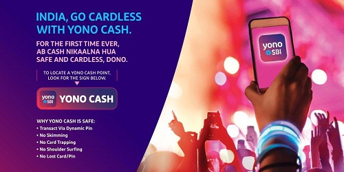 SBI launches cardless ATM withdrawal with YONO Cash
