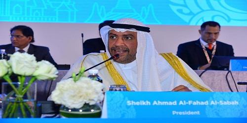 Sheikh Ahmad Al-Fahad Al-Sabah designated as president of Olympic Council of Asia