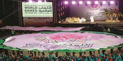 Special Olympics World Games 2019 kick off at Abu Dhabi