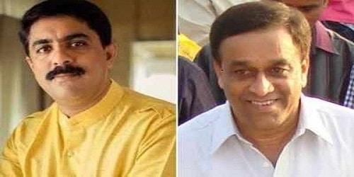 Sudin Dhavalikar & Vijay Sardesai
