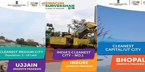 Swachh Survekhshan 2019 Awards