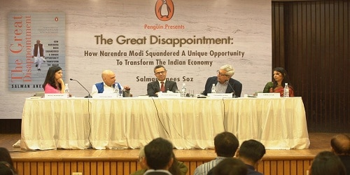 The Great Disappointment-How Narendra Modi Squandered a Unique Opportunity to Transform the Indian Economy