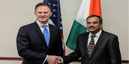 US-India Counter-terrorism Joint Working Group