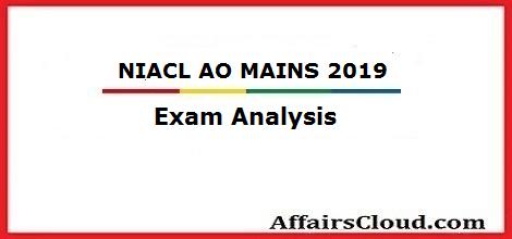 niacl-ao-mains-exam-analysis