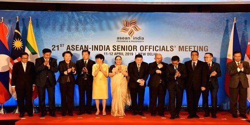 21st ASEAN-India Senior Officials Meeting
