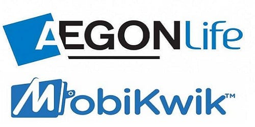 Aegon Life Insurance has collaborated with MobiKwik