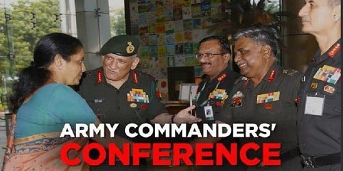 Army Commanders' Conference
