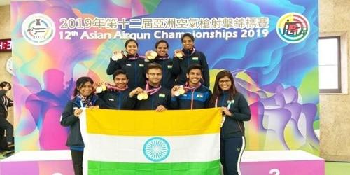 Asian-Airgun-Championship