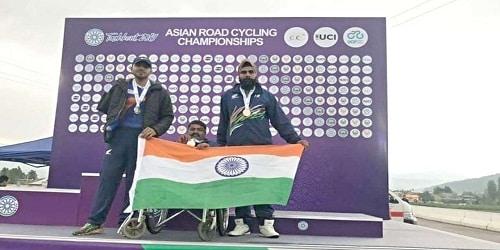 Asian Road Para-Cycling Championships 2019