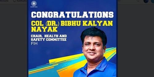 Dr BK Nayak