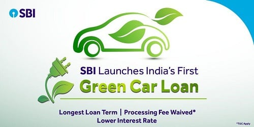 India's first 'Green Car Loan'