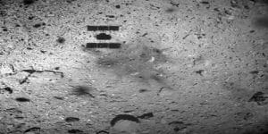 Japan creates world's 1st artificial crater on asteroid
