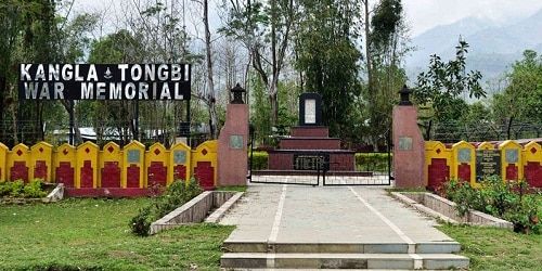 Kangla Tongbi War Memorial