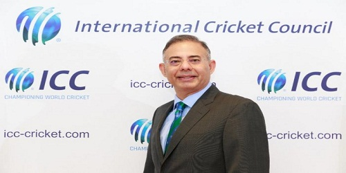 MD Manu Sawhney- ICC Chief Executive charge