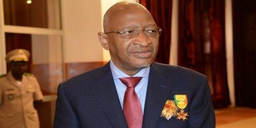 Mali's Prime Minister,Soumeylou Boubeye Maiga