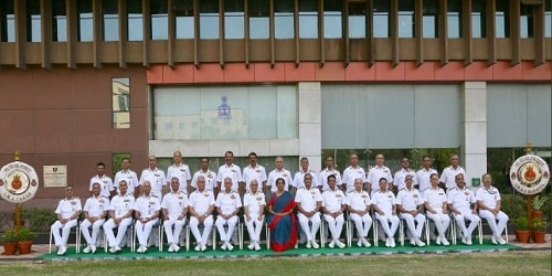 Naval Commanders' Conference of 2019