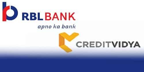 RBL Bank partners with CreditVidya
