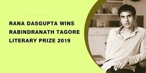 Rabindranath Tagore Literary Prize 2019